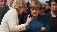 CDU-Politiker fordern drastische Kurskorrektur von Merkel