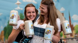 München präsentiert Oktoberfestkrug 2017
