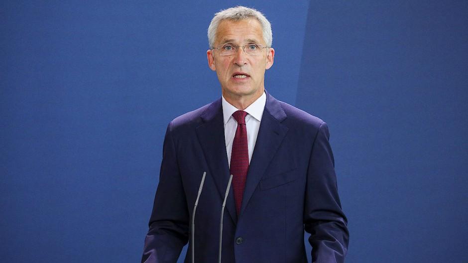 NATO verlangt Offenlegung von Nowitschok-Programm