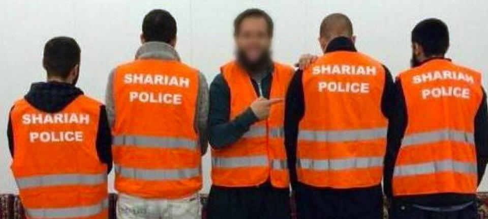 Wuppertal Scharia Polizei