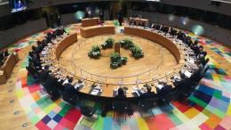 Noch kein neuer Billionen-Euro-Haushalt