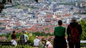 Schrumpfen die deutschen Großstädte?