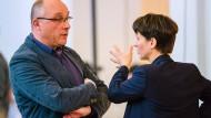 Frauke Petry hatte bereits im März versucht, ein Verfahren gegen den umstrittenen Delegierten Maier einzuleiten.