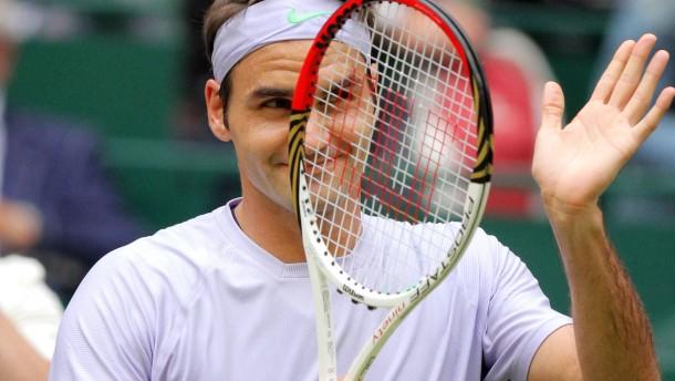 Höchststrafe für Zverev - Haas fordert Federer