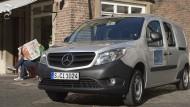 Der Mercedes-Bens Citan