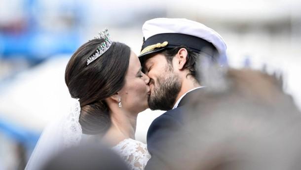 Prinz Philip heiratet seine Sofia