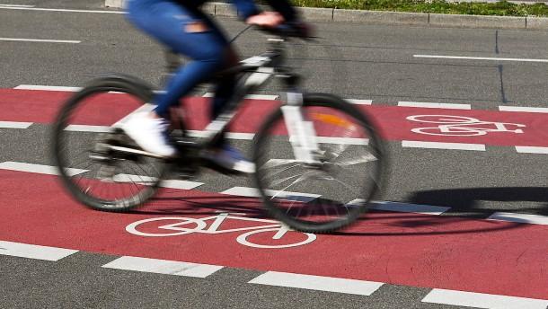Radwege allein reichen nicht