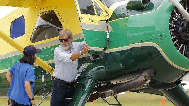 Harrison Ford darf Pilotenschein behalten