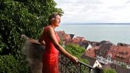 """Julia Naeßl-Doms: """"Der Blick ist grandios."""""""