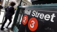 Panikstimmung an der Wall Street lässt nach