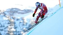Der Tag, an dem ich Svindals Weltcup-Ski vollblutete