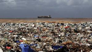 Forscher finden erstmals Mikroplastik im Menschen