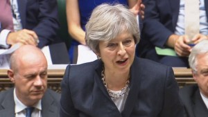 May: Brexit ohne Abkommen mit Brüssel