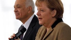 """""""Kein Libyen-Szenario für Syrien"""""""