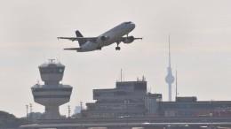 Flughafen Berlin Tegel weiter betreiben