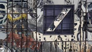 Deutsche Banken hinken hinterher