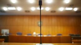 Prozess über Messerangriff im ZDF-Hauptstadtstudio