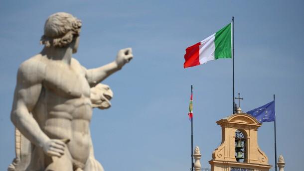 Italien droht der Ramschstatus