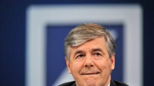 Ackermann: Verzichte nicht auf Boni