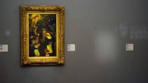 Mutmaßliche Gemälde-Diebe in Bukarest verhaftet