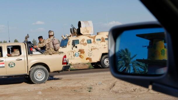 Mehr als 180 Menschen im Irak getötet