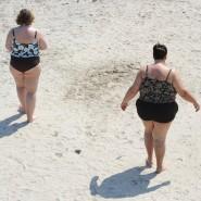 Bewegung ist schon mal ein Anfang: Für ein langes Leben müssen diese zwei Damen noch so einige Kilometer hinter sich bringen.