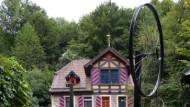 Zuhause, Ausstellungsraum, Ort der Inspiration: Die Mühle der Speckhardts