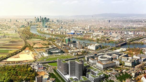 """New Frankfurt Towers"" entstehen in Offenbach"