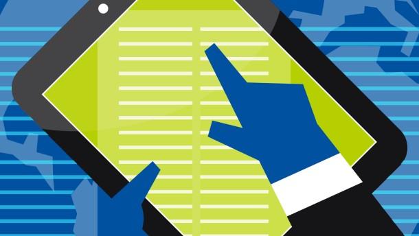 Workflow für Besserleser auf dem iPad