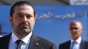 Libanon steht vor einer Regierungskrise