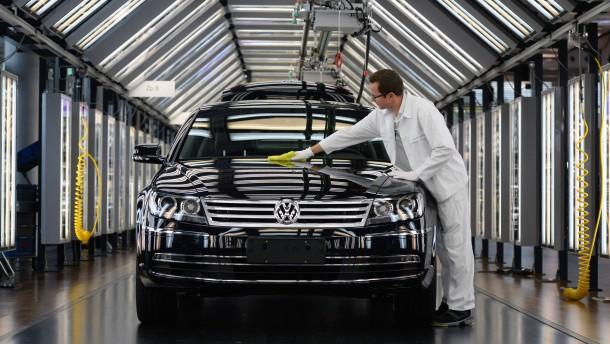 Das gescheiterte Luxusprojekt von VW