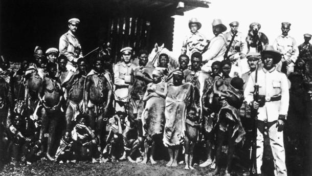 Herero und Nama verklagen Deutschland wegen Völkermordes