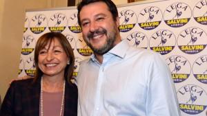 Ein Triumph für Salvinis Lega