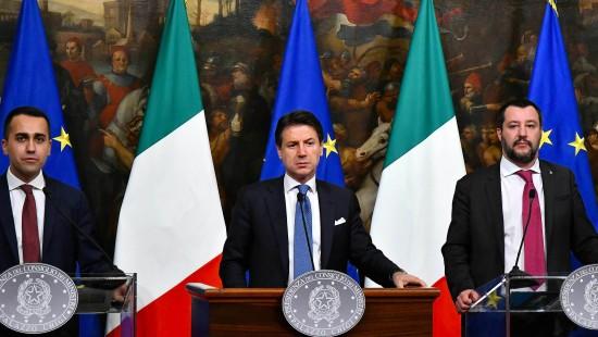 Regierungskrise in Rom: Quo Vadis Italia?
