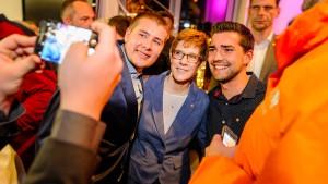 Wie die CDU im Endspurt noch gewinnen konnte