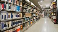 Was in diesen Büchern an unbekannten Kenntnissen steckt, kann vielleicht nur die KI herausfinden.