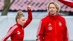 Die Vermarktungsmisere belastet die DFB-Frauen