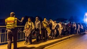 Jetzt geht es um die Kosten der Flüchtlinge