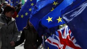 """Portugal sagt Briten: """"Brelcome"""""""