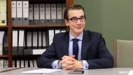 """Christoph Leonhardt: """"Ich bin sehr konservativ erzogen worden, trotzdem kann ich nicht komplett nüchtern auf so einen Fall blicken."""""""