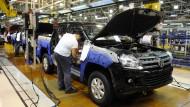 VW baut offenbar schon neue Abgas-Software ein