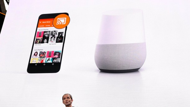 Google will die Wohnung steuern