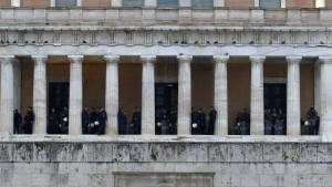 Griechenland verschärft Asylrecht