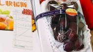 Tafeltrauben für nur 10.000 Euro