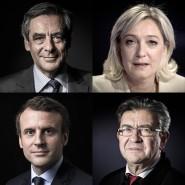 Wer wird in der Stichwahl von den vier aussichtsreichsten Kandidaten das Rennen machen?