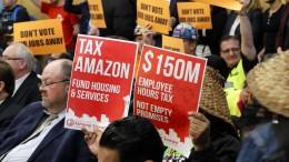 Seattle beschließt umstrittene Steuer