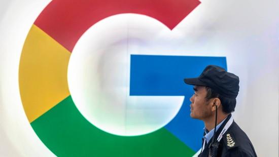 So sperrt China Google aus