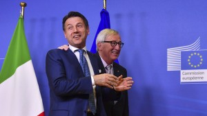 EU-Kommission und Italien einigen sich im Haushaltsstreit