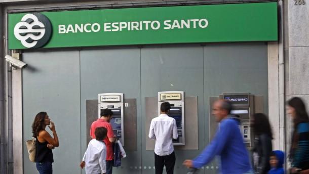 Portugal rettet Krisenbank mit EU-Milliarden