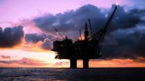 Eine Ölplattform des norwegischen Energiekonzerns Statoil in der Nordsee